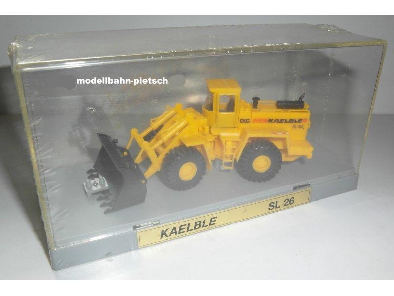 Kibri 10758 Kaelble Radlader
