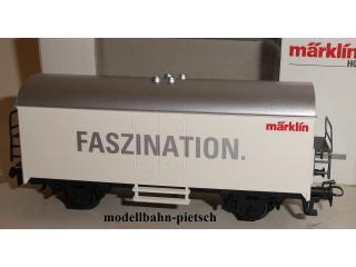 M/ärklin 47099 Niederbordwagenset Res at Modellbahn-Wagen Spur H0