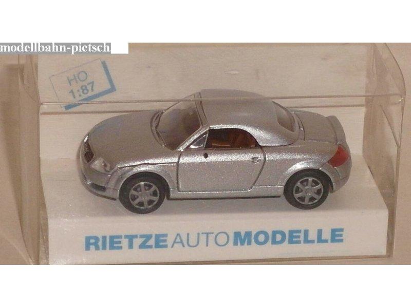 Neu in OVP RIETZE 1//87 Audi TT Roadster