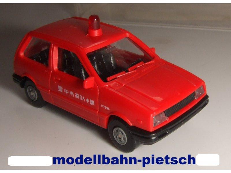 Suzuki SWIFT Feuerwehr JAPAN Artikel Nummer 50150 MarkeRIETZE AUTOMODELLE GMBH