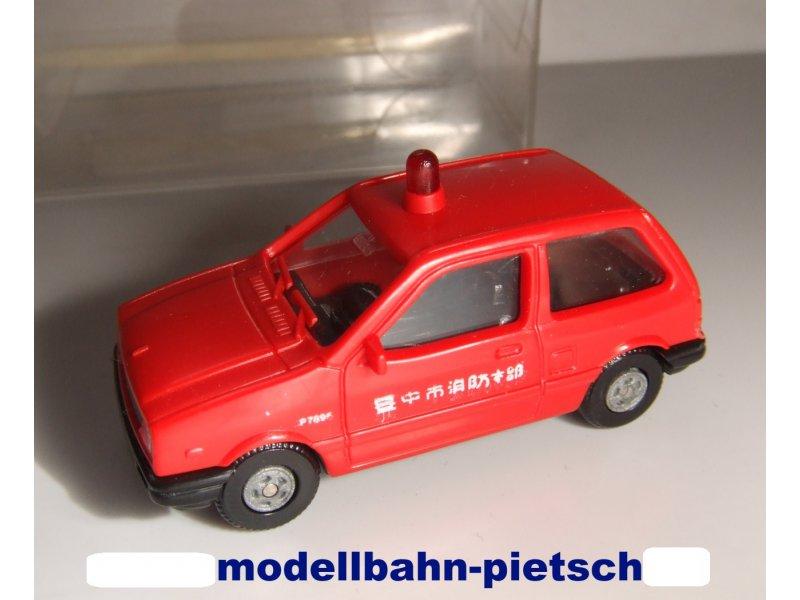 Suzuki SWIFT Feuerwehr JAPAN RIETZE AUTOMODELLE GMBH 50150