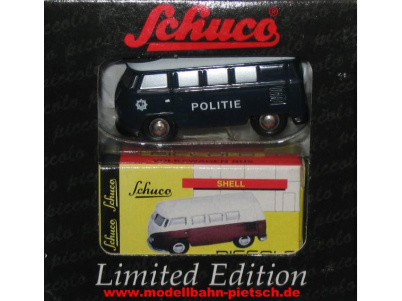 Pic VW Bus Politie Schuco GmbH & Co 01315